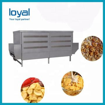 Hot Sale Choco Crunch Coco Pops Crispy Snack Food Extruder Machine Produce Process Plant