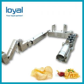 Factory Price Tunnel Microwave Potato Chips Baking Machine
