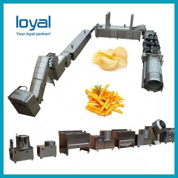 Full Automatic Baked Potato Chip Making Machine