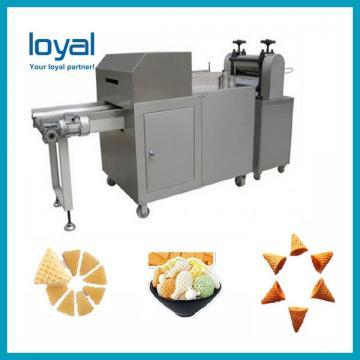 Automatic Extruded 2D 3D Snacks Pellet Processing Line Pellet Snacks Food Machines