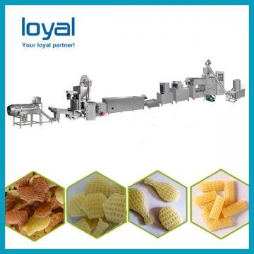 Automatic 2D 3D Pasta Making Machine Food Pellet snacks processing line