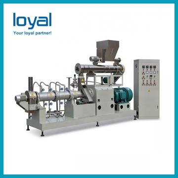 Best price dog food making machine animal fish pet feed extruder machine