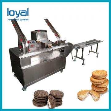 Automatic Chocolate Drop Chips Cookie Biscuit Making Machine