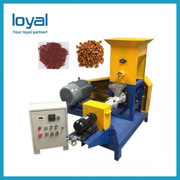 Competitive price Automatic Fish Food Machine/Fish Feed/Catfish food Making Machine extruder